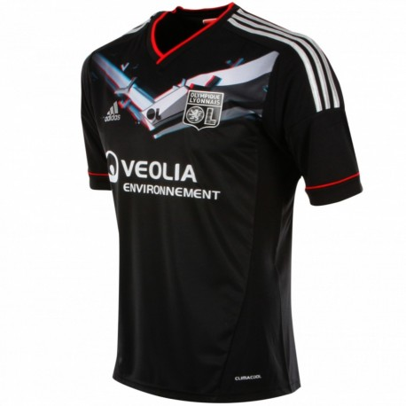 OL Olympique Lyon Third jersey 2012/13 Player Issue Techfit - Adidas