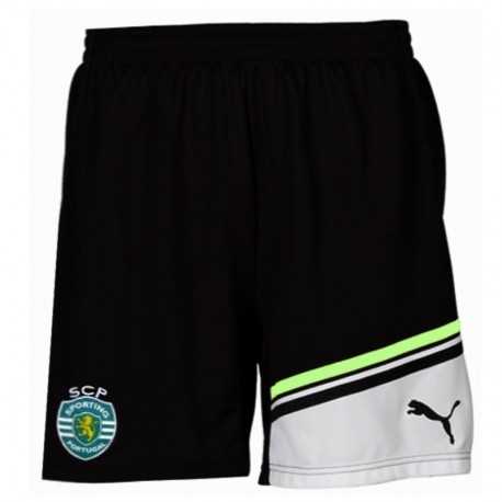 Sporting Lisbon Home goalkeeper shorts 2012 - Puma