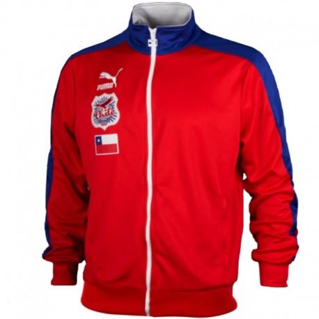 Chile national team T7 Presentation jacket - Puma