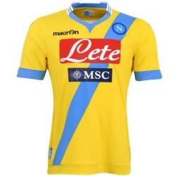 SSC Napoli troisieme maillot 2013/14 - Macron