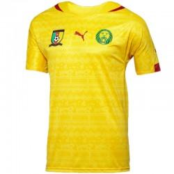 Maillot de foot Cameroun exterieur 2014/15 - Puma