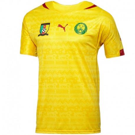 Cameroon Home football shirt 2014/15 - Puma