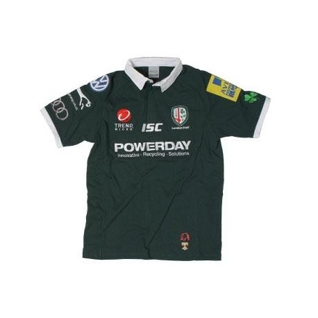 Maglia Rugby London Irish 2011/13 Home by ISC