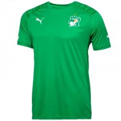 Maillot de foot Cote d'Ivoire exterieur 2014/15 - Puma