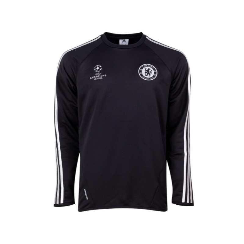 Chelsea CFC Eu HD Swt CL Hooded Training Top Champions League 2013//14 G89984