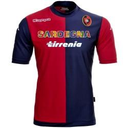 Maillot de foot Cagliari Calcio domicile 2013/14 - Kappa