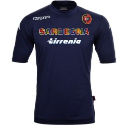 Cagliari Calcio tercera camiseta 2013/14 - Kappa