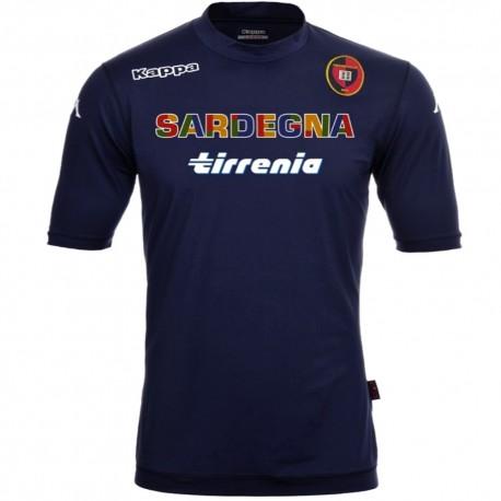 Cagliari Calcio third soccer jersey 2013/14 - Kappa