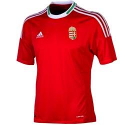 Hungary National team home football shirt 2012/14 - Adidas