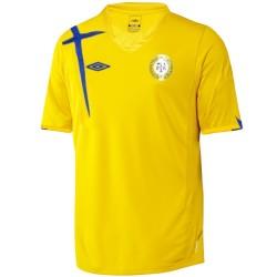 FK Teplice (Czech) Home soccer jersey 2007 - Umbro