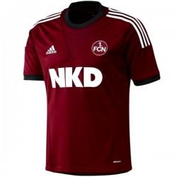 FC Nürnberg Home Fußball Trikot 2013/14 - Adidas