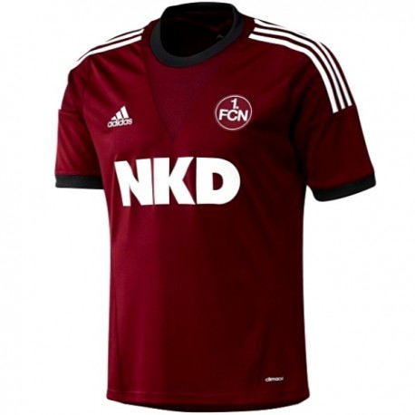 FC Nuremberg Home football shirt 2013/14 - Adidas