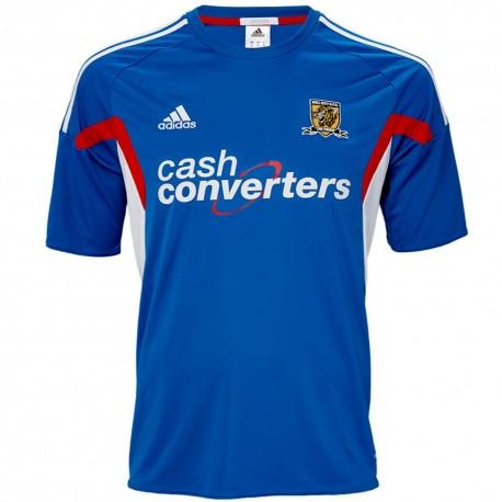 Hull City AFC Away soccer jersey 2013/14 - Adidas