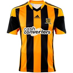 Hull City AFC Home soccer jersey 2013/14 - Adidas