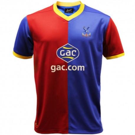 Crystal Palace FC Home soccer jersey 2013/14 - Avec