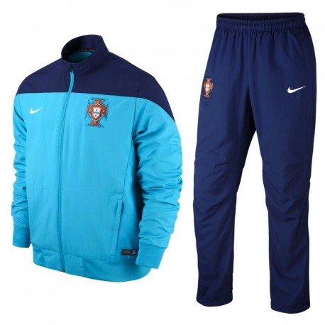 Portugal National team presentation tracksuit 2014/15 - Nike