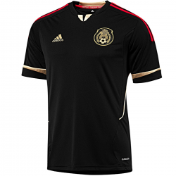 Maglia calcio Nazionale Messico Away 2012/13 - Adidas