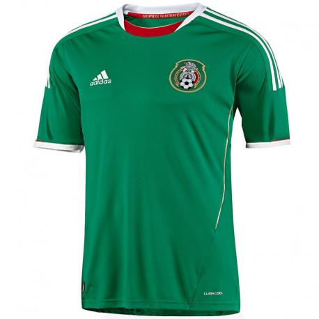 Mexico national football team Home shirt 2012/13 - Adidas