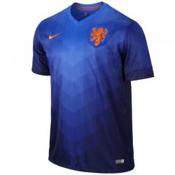 Niederlande Away Fußball Trikot 2014/15 - Nike