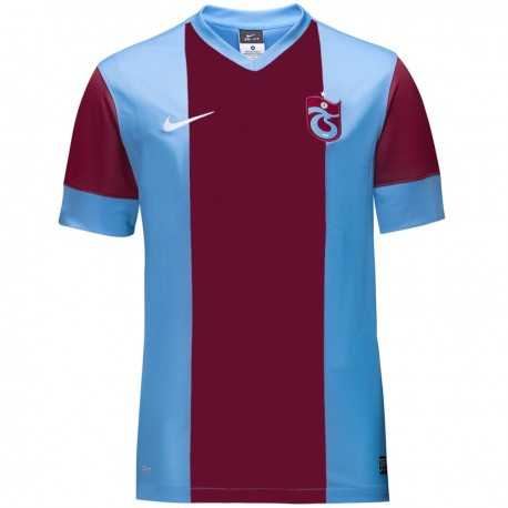 Trabzonspor Home soccer jersey 2013/14 - Nike