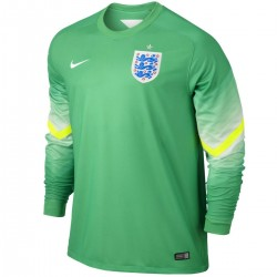 England national team Away goalkeeper shirt 2014/15 - Nike
