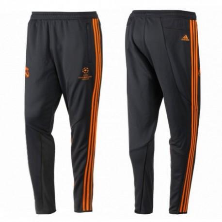cb2040b06b8a2 Pantalones de sudor de entrenamiento Real Madrid CF 2013 14 UCL - Adidas