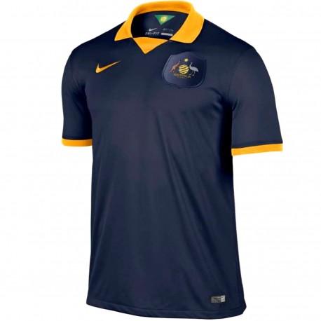 Australien Nationalmannschaft Home Fußball Trikot 2014/15 - Nike