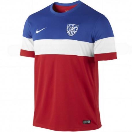 USA national team Away football shirt 2014/15 - Nike