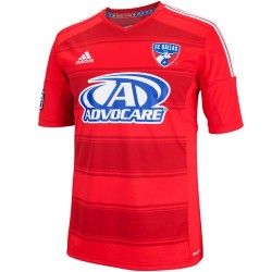 Camiseta de fútbol FC Dallas local 2015 - Adidas