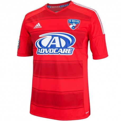 Dallas FC Home football shirt 2014 - Adidas
