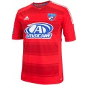 Dallas FC Home football shirt 2015 - Adidas