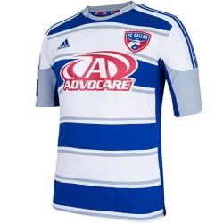 FC Dallas lejos camiseta de fútbol de 2014 - Adidas
