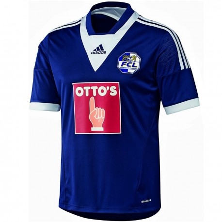 FC Luzern Home football shirt 2013/14 - Adidas
