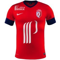 Maglia Calcio LOSC Lille Home 2013/14 - Nike
