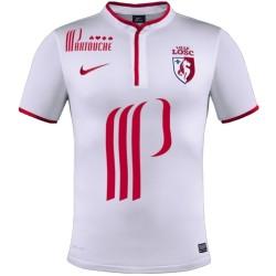 Maillot de foot LOSC Lille exterieur 2013/14 - Nike