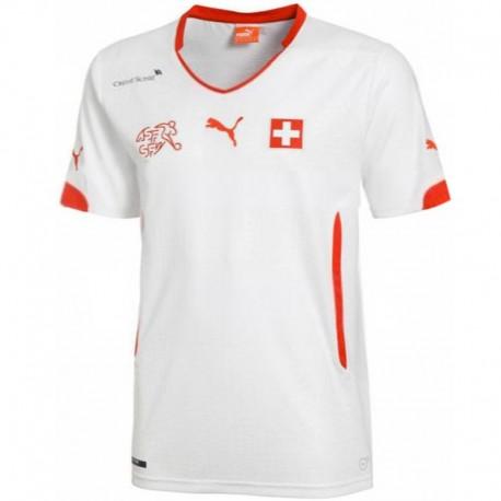 Switzerland Away football shirt 2014/15 - Puma