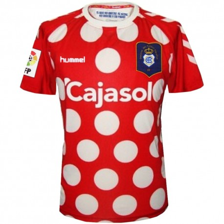 Recreativo Huelva Away football shirt 2012/13 - Hummel