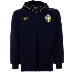 Giacca felpa con cappuccio nazionale Svezia 2012 - Umbro