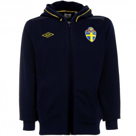 Sweden national team presentation hoody 2012 - Umbro