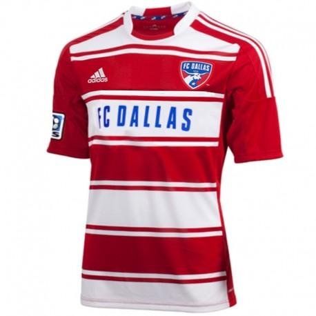 Dallas FC Home football shirt 2013 - Adidas