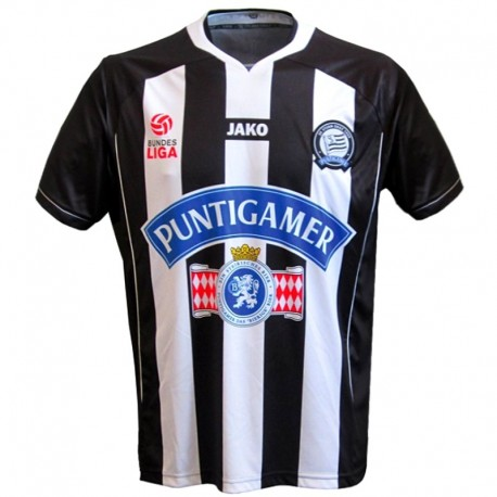 Sturm Graz Home football shirt 2012/13 - Jako