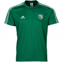 Legia Warschau (Warszawa)-Baumwoll-Präsentation-Shirt 2012/13 - Adidas