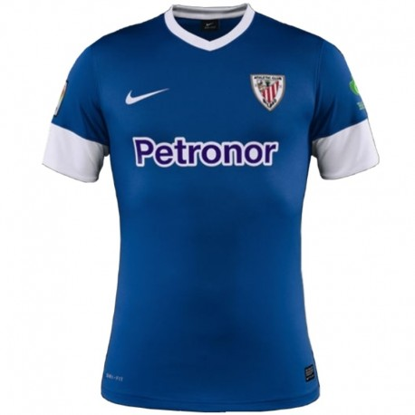Athletic Bilbao Away  football shirt 2013/14 - Nike