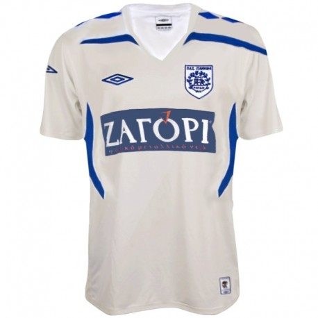 PAS Giannina Away soccer jersey 2009/10 - Umbro