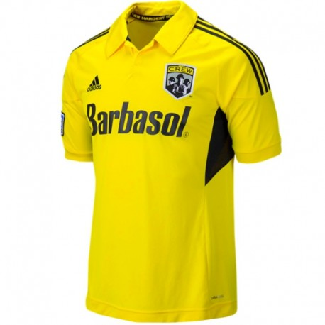 Columbus Crew Home football shirt 2013/14 - Adidas