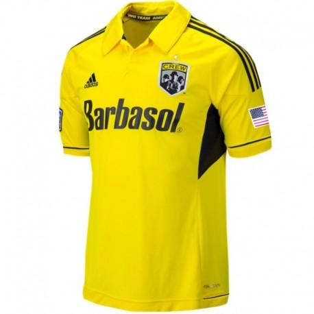 Columbus Crew Home football shirt 2013/14 Player Issue - Adidas
