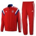 Survetement de présentation Bayern Munich 2014/15 - Adidas