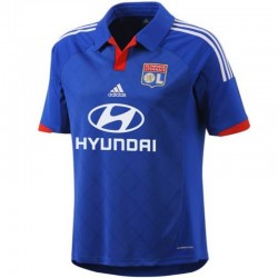 Olympique Lyon Away soccer jersey 2012/13 - Adidas