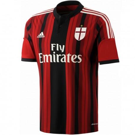 Maglia calcio AC Milan Home 2014/15 - Adidas