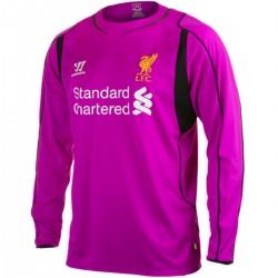 Liverpool FC Home goalkeeper jersey 2014/15 - Warrior